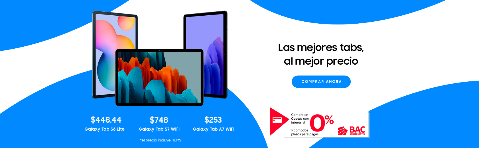 Promo tablets